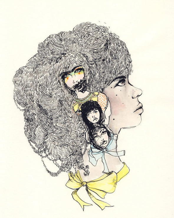Иллюстрации Charmaine Olivia. Изображение № 18.