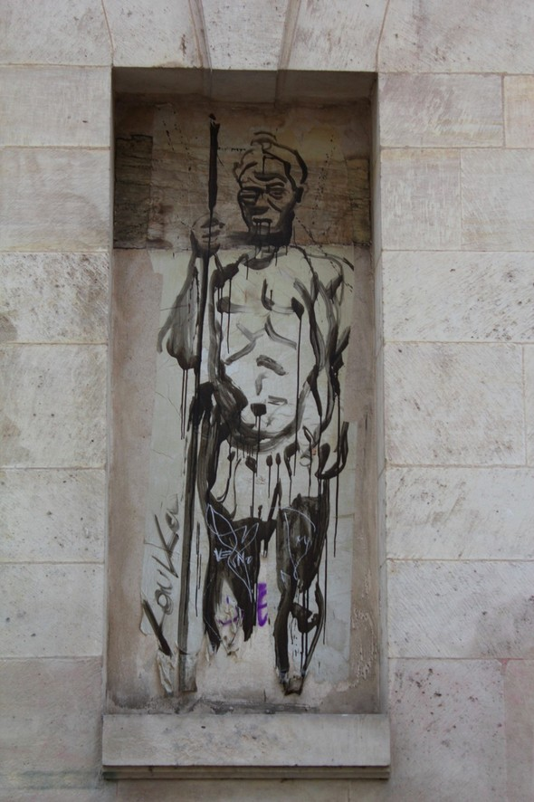 Стрит-арт центра Парижа. Изображение № 10.