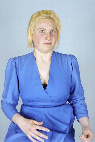 Фотографии из серии Anouk Kruithof «Blue». Изображение № 35.