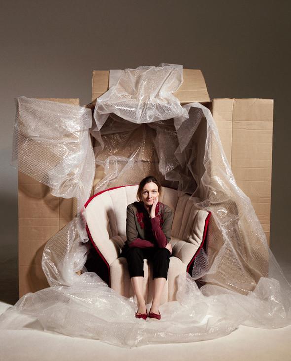 Кровать RUCHE от Inga Sempe. Изображение № 13.