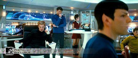 """""""Star Trek"""" – новая экранизация. Изображение № 3."""