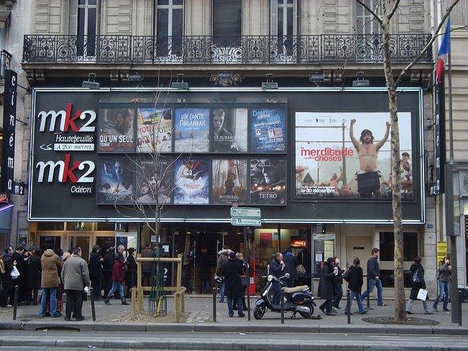 Кинотеатр в Париже (фото: LPLT / WikiCommons). Изображение № 1.