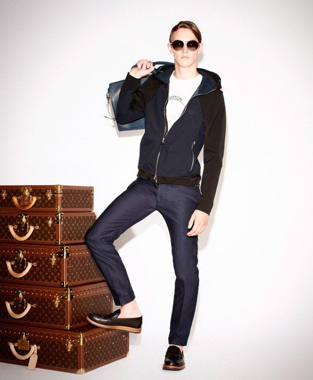 Показаны новые лукбуки Gucci, Louis Vuitton и Prada. Изображение № 11.