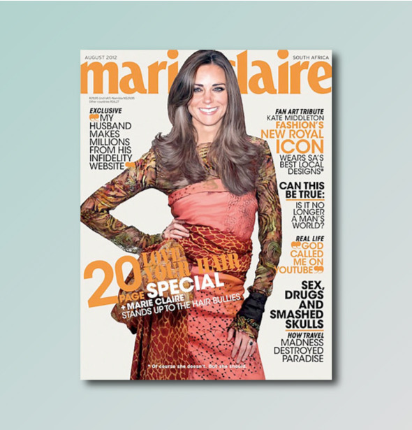 Обложки недели: Anorak, Carl's Cars и фальшивая Кейт Миддлтон. Изображение № 9.