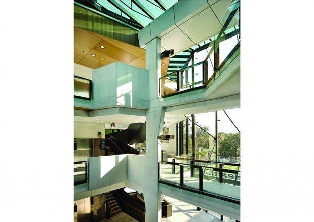 Центр здоровья полости рта Университета Квинсленда в Австралии авторства Cox Rayner Architects. Изображение № 92.
