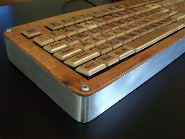 Scrabble-Клавиатура. Изображение № 4.