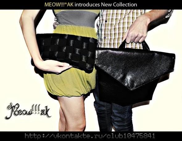 MEOW bags. Изображение № 8.