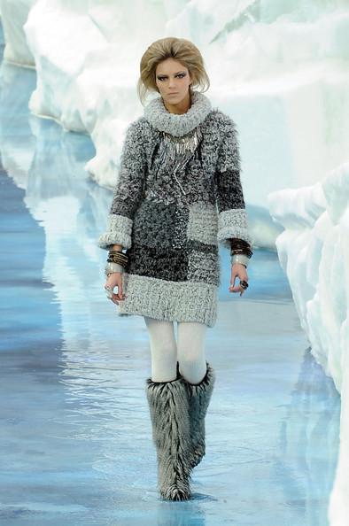 Ледяное шоу от Chanel. Изображение № 19.