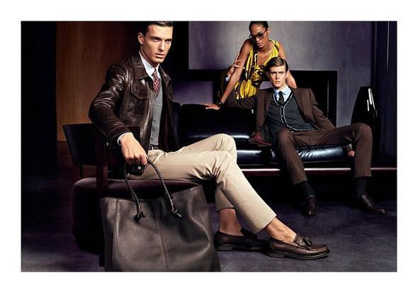 Изображение 41. Лукбуки: Gucci, Comme des Garcons, Burberry и другие.. Изображение № 41.
