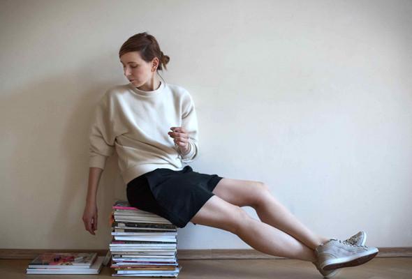Изображение 1. Гардероб: Светлана Танакина (журнал Grazia).. Изображение № 1.
