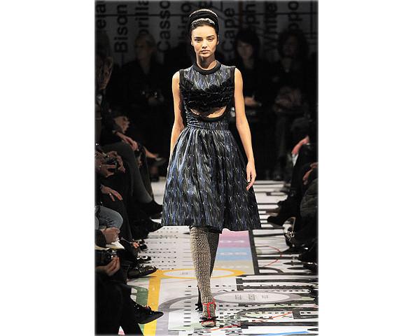 Показ Prada на Неделе моды в Милане. Изображение № 22.