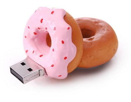 Хочется вкусненького? USBвам вруки!. Изображение № 3.