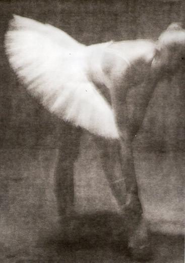 Балет в технике лит-печати или как мой друг печатает ночами фотографии. Изображение № 3.