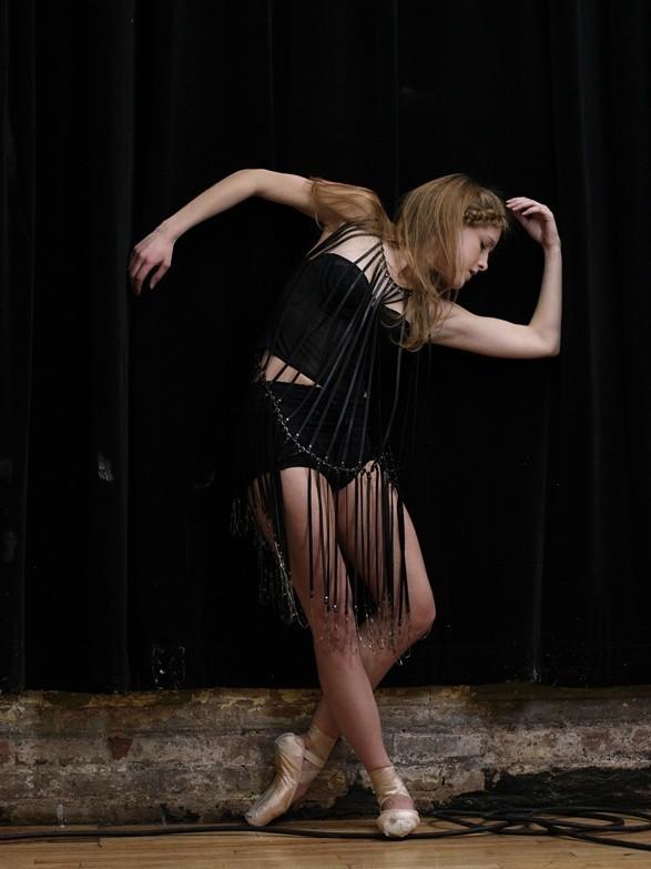 Кампания: Балерины для Bliss Lau FW 2011. Изображение № 30.