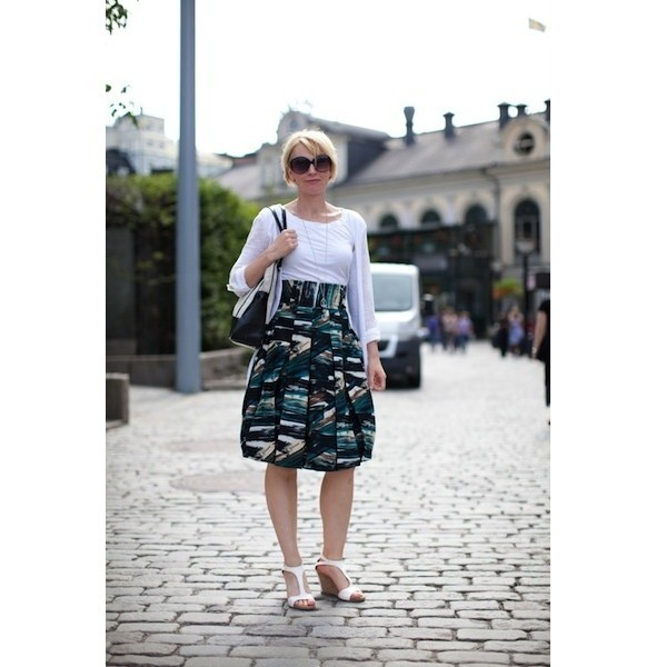 Луки с недель моды в Копенгагене и Стокгольме. Изображение № 44.