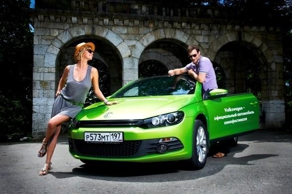 Изображение 8. Марка Volkswagen стала официальным автомобильным спонсором XXII-го Открытого кинофестиваля Кинотавр.. Изображение № 8.