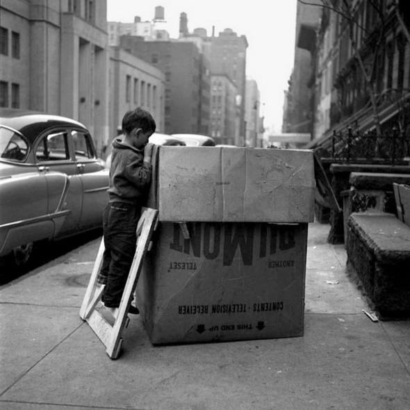 Фотограф: Vivian Maier. Изображение № 22.