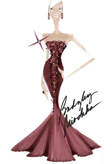 Дизайн одежды дляМишель Обамы. Изображение № 2.