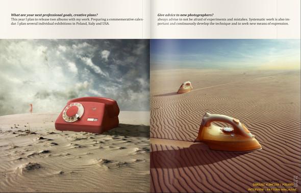 Журнал о фотографии Pattern Magazine. Изображение № 3.