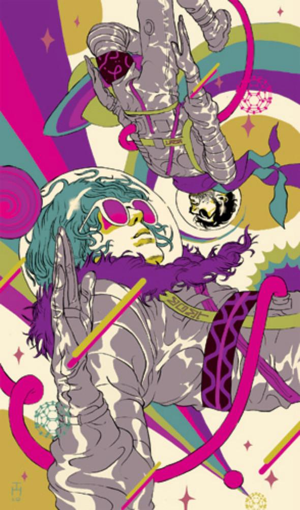 Иллюстрации Томера Хануки. Изображение № 5.