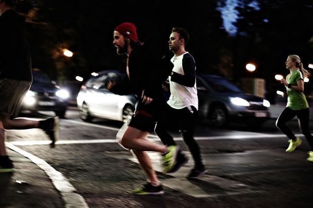 «WE RUN» art by Moskva River Runners. Изображение №3.