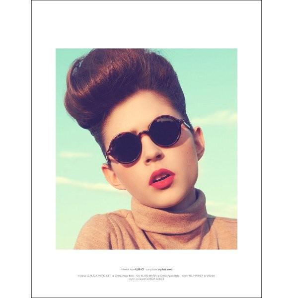Новые съемки: Vogue, V и другие. Изображение № 37.