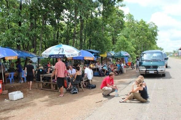 Перейти границу Лаоса и Камбоджи. Изображение № 3.