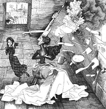 Алиса вСтране Чудес. Изображение № 23.