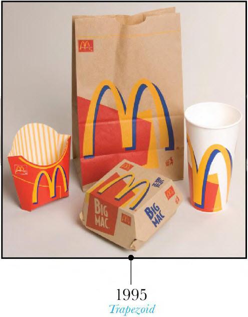 Послание на упаковке: McDonalds. Изображение № 5.