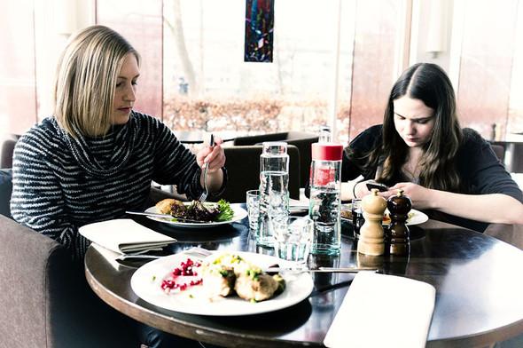 Ланч в ресторане ModMed в Линчёпинге. Изображение №13.