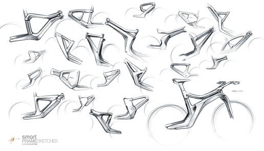 Велосипед на батарейках. Изображение № 5.