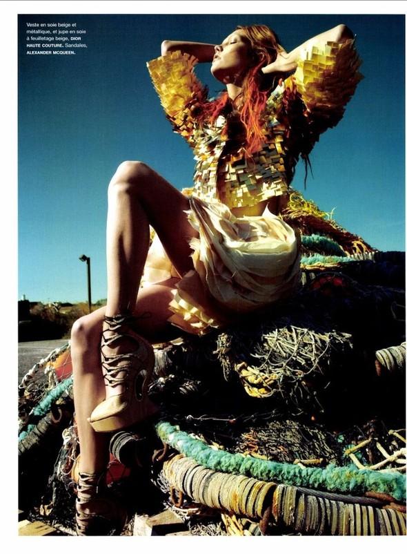 Съёмка: Карли Клосс для Numero. Изображение № 2.