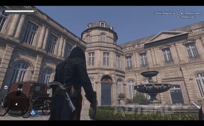 Скриншот игры Assassin's Creed: Unity. Изображение № 3.
