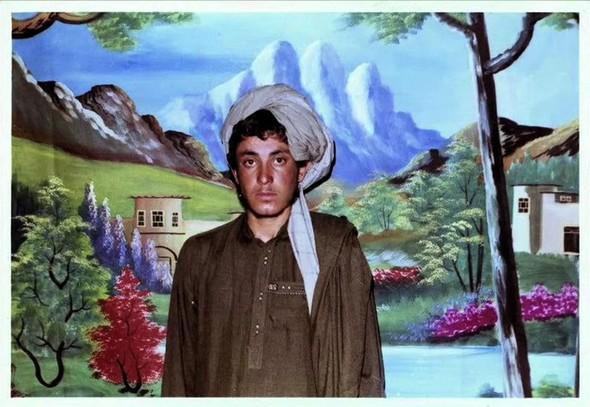 Талибан – ретушированная красота смерти. Изображение № 12.