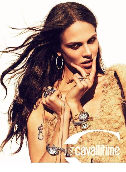 Превью кампаний: Just Cavalli Undewear & Eyewear FW 2011. Изображение № 2.