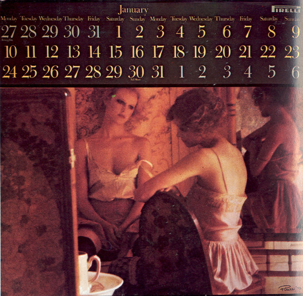 Модная фотография 70х годов. Изображение № 42.