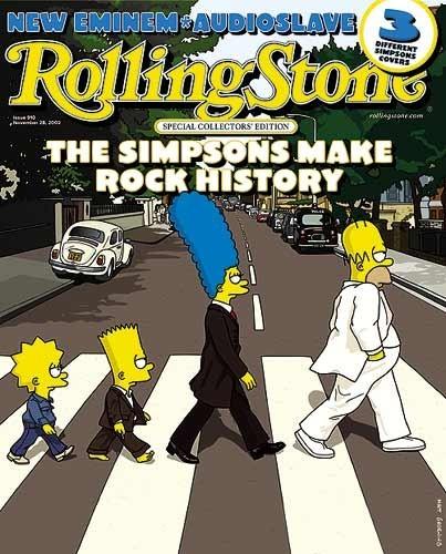 Мардж Симпсон попадет наобложку Playboy. Изображение № 3.