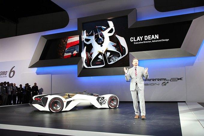 Chevrolet создала суперкар для Gran Turismo. Изображение № 27.