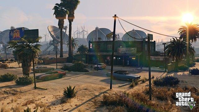 GTA V для PS4 и Xbox One выйдет 18 ноября, для PC — в январе 2015. Изображение № 13.