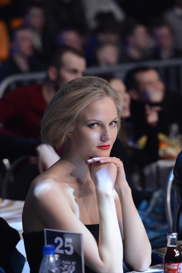 Звезды поддержали спорт на третьем этапе чемпионата России по смешанны. Изображение № 15.