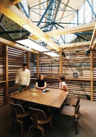 Изображение 85. 23 офиса, работать в которых - одно удовольствие.. Изображение № 62.