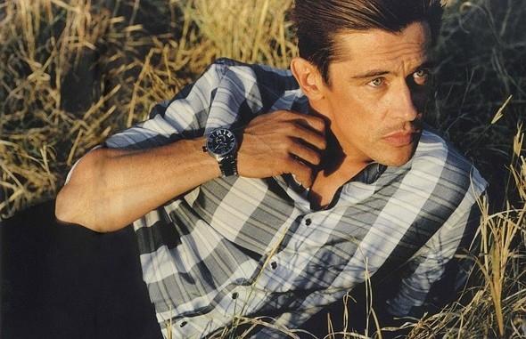 Кампания: мужская коллекция Louis Vuitton SS 2012. Изображение № 6.