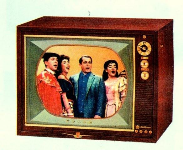 Телевизоры 1960х годов. Изображение № 34.