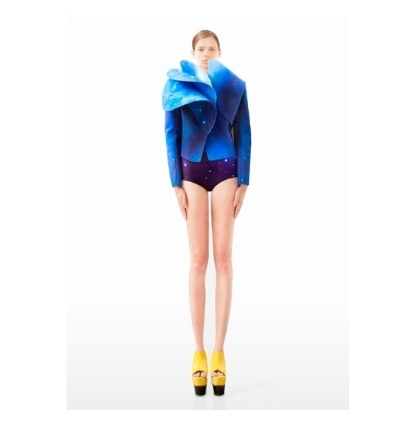 Изображение 20. Лукбуки: Atelier Versace, Sandro, Sonia by Sonia Rykiel и другие.. Изображение № 65.