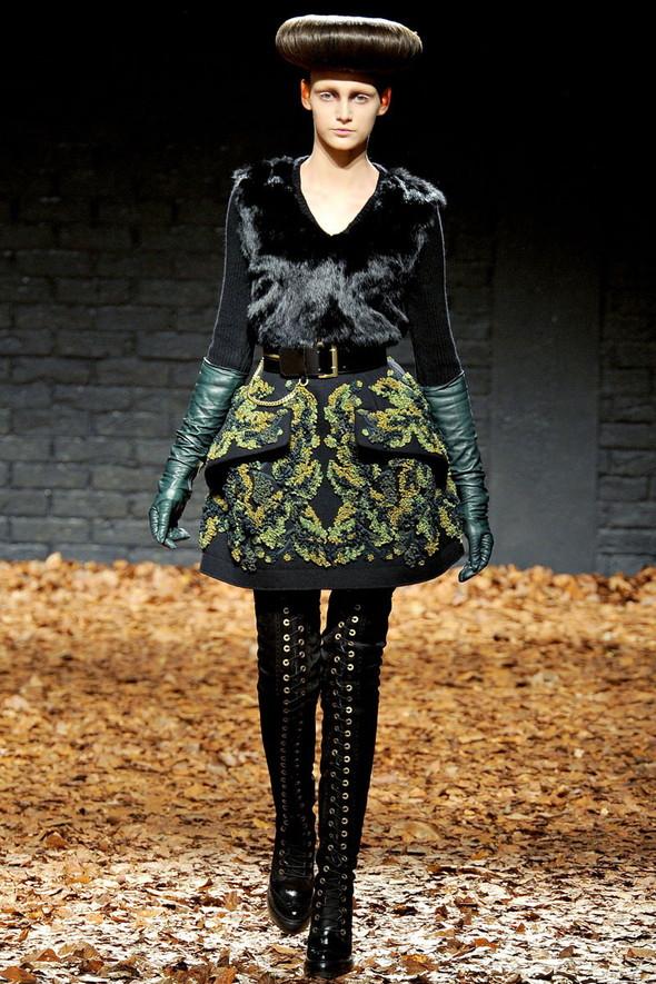Лукбук McQ by A. McQueen F/W 2012-13, Женская и мужская коллекции. Изображение № 6.