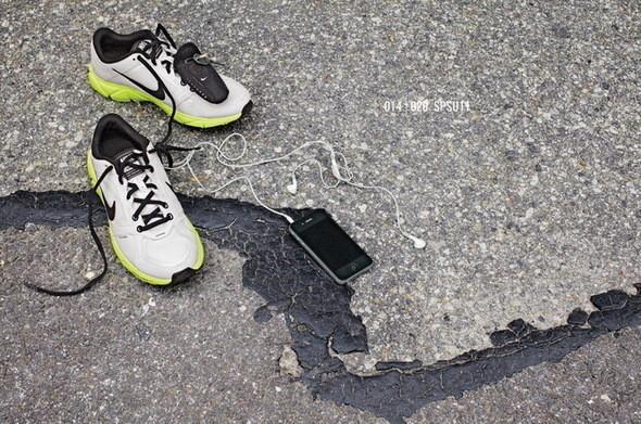 Изображение 15. Фотосессия «Be Free» от Nike.. Изображение № 15.