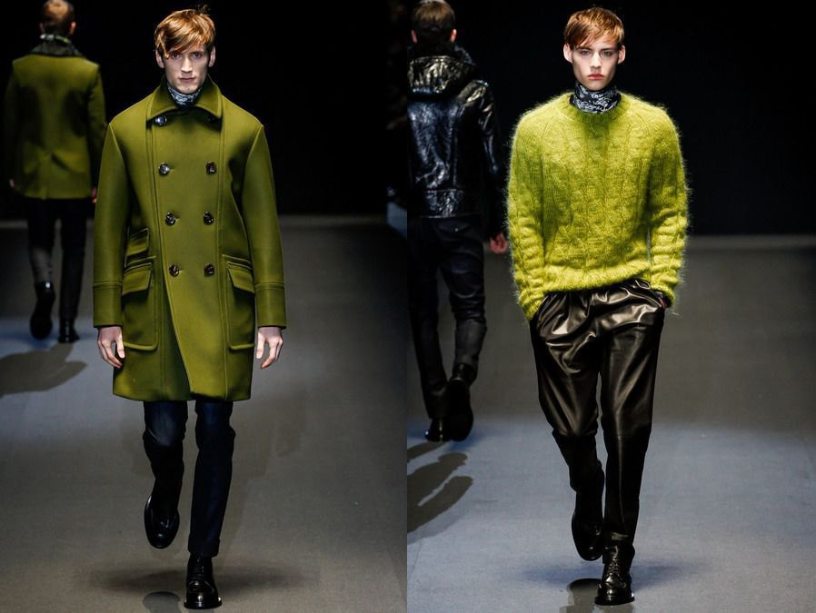 Milan Fashion Week:  День 3. Изображение № 16.