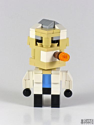 Изображение 1. Lego-герои CubeDude .. Изображение № 1.