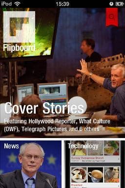 Flipboard: Your own social magazine. Изображение № 3.
