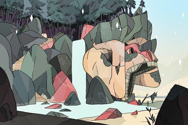 Анимация дня: фэнтезийный ролик про любовь и побег. Изображение № 23.